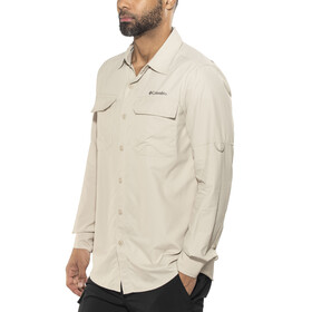 Columbia Silver Ridge II Longsleeve Shirt Men beige